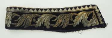 Prussia: collar for chaplains.