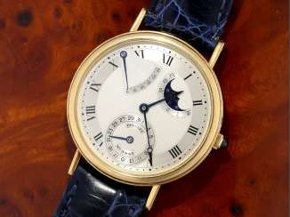 Watch: luxurious and very elegant astronomical vintage mens watch Breguet,