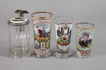 Four Reservists Glasses