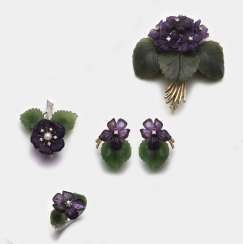 Charming Amethyst-Adornment