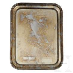 Adolf Hitler – a Serving Tray from his Personal Silver Service