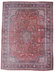 Medallion carpet Persia