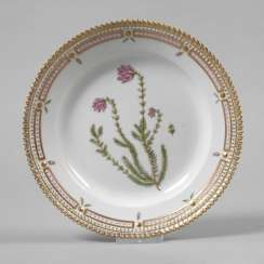 Royal Copenhagen Dessert Plates Of