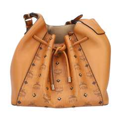 "MCM pouch bag ""DRAWSTRING SMALL"", new price approx .: 750, - €."