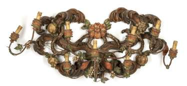 Large Chandelier- * Applies Harness,
