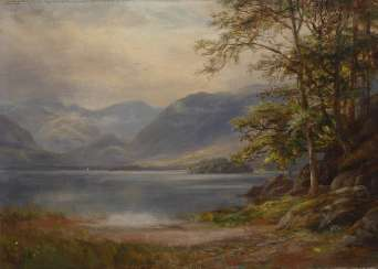 William Lakin Turner, Am Seeufer