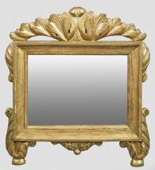 Small Louis XVI wall mirror