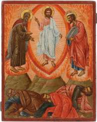 Transfiguration of Christ on Mount Tabor