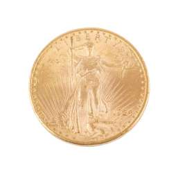 USA/GOLD - 20 Dollars 1924 Double Eagle,