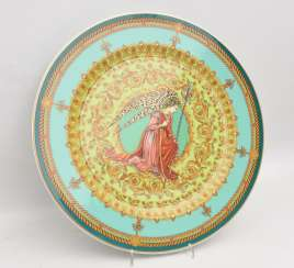 ROSENTHAL MEETS VERSACE: collection plate