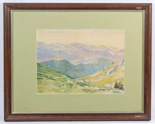 High mountain panorama - Aigner, Heinrich