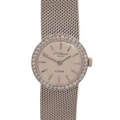 CHOPARD Vintage ladies ' watch, approximately 60/70s. White gold.