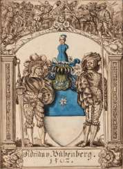 DESIGN FOR A SWISS COAT OF ARMS 'ADRIAN V. BUBENBERG 1502'