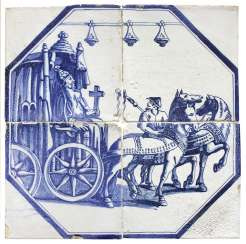 Tiles the image with papal