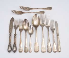 Collection Officer Cutlery / Regimentssi