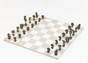 Alfred Aschauer - Chess set. 1966