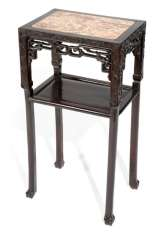 CHINESE ETAGERE TABLE