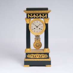 Empire pillar clock from Dordet