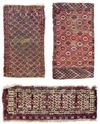 Two carpets and a torba