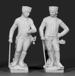 Hanoverian and Prussian miner