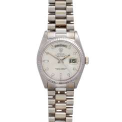 ROLEX Vintage Day-Date, Ref. 18039. Watch. CA. 1970s.