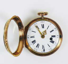 Julien Le Roy Pocket Watch