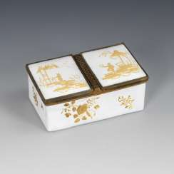 Double box with Chinoiserien