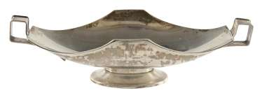Art Deco Silver Bowl Florence,