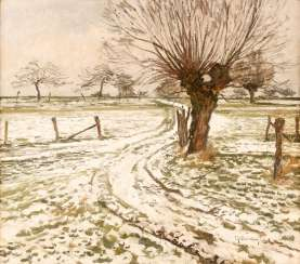 'MELT THE SNOW IN THE RHINE MEADOWS'