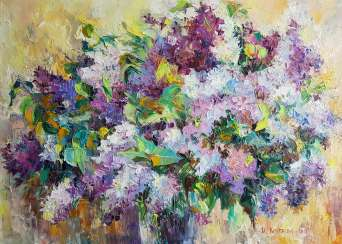 The may lilac