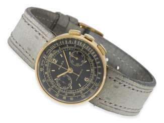 Watch: extremely rare Rolex Chronograph, the so-called