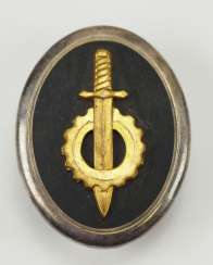 Finland: Technical Officer School Badge (1964).