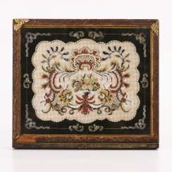 Biedermeier embroidery