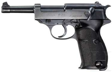 Walther P 38 Nullserie