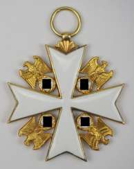 German Eagle Order, 2. Model (1939-1945), Cross Of Merit 3. Level, (from 1943, 5. Class).