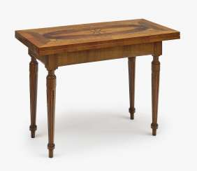 South German gaming table, 18./19. century