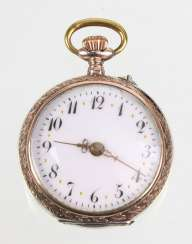 Ladies Umhängeuhr with engraving
