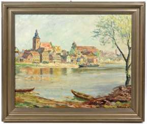 Havelberg - signed 1935