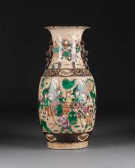 VASE WITH A FIGURAL SCENE