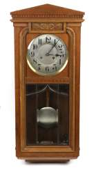 Junghans Jugendstil Regulator um 1900