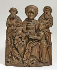 Saint Daniel Mauch clan (around 1477 Ulm - 1540 Liège), circle around 1510