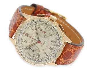 Armbanduhr: completed weeks earlier and the Breitling Chronograph,