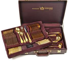 gold-plated luxury Cutlery *Vienna*