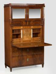 Biedermeier Secretary with secret compartments