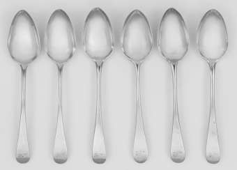 Six Empire Dining Spoon