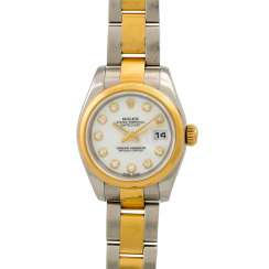 ROLEX Lady Datejust, Ref. 179163. Damenuhr.