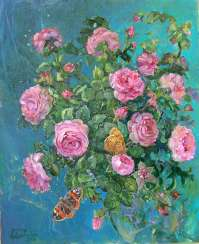 Roses and Butterflies-Roses and Butterflies