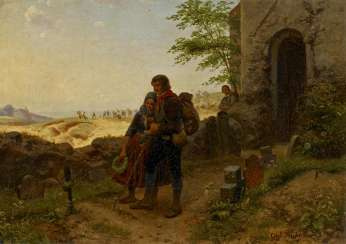 Farewell of the emigrants