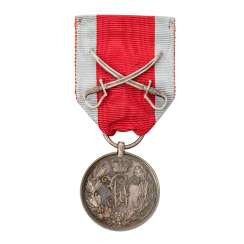 Schaumburg-Lippe - Silver Military Merit Medal