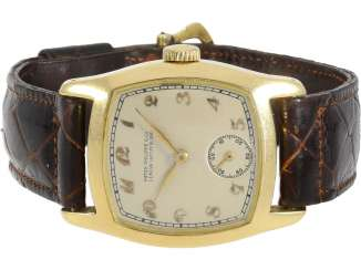 Watch: Patek Philippe, rare, extremely rare, large and early, early, early Patek Philippe